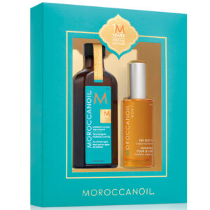 Morroccan Oil 10 Year Special Addition Gift Set